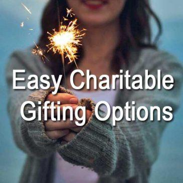 Year-End Charitable Gifting