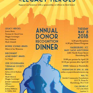 Honoring Our Legacy Heros
