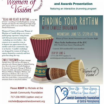 Reservations Women of Vision Awards Presentation