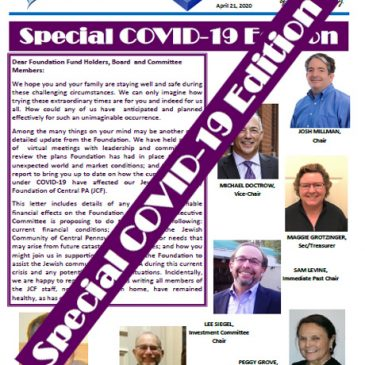 Special COVID-19 Edition